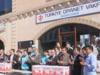 Diyanet'ten Mardin'e 20 TIR Yardım