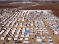 İHH Bab-u Selam Kampının Görüntülerini Yayınladı