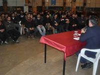 Özgür-Der Üniversite Gençliği Silifke Kampının 3. Gününde