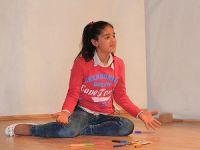 Suriyeli Çocuklar Savaşı Tiyatroyla Anlattı