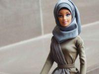 'Tesettürlü Barbie' İlgi Topluyor