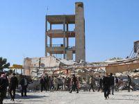 """""""Suriye'de Hastanelere Yönelik Saldırılara Son Verilmeli"""""""
