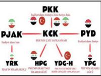 """""""Kürtler Değil PKK, Kürt Güçleri Değil YPG"""""""