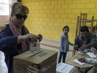 Bolivya'da Anayasa Değişikliği İçin Referandum Yapıldı