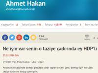 Meğer HDP PKK ile İrtibatlıymış!