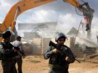 İşgalci İsrail, Filistin'in 9 Sanayi Tesisini Yıktı