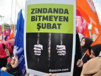 Özgür-Der: Darbecilerin Mahkûm Ettiği Cezaevlerindeki Kardeşlerimize Özgürlük!