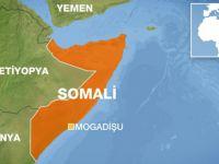 Somali'de Polis Merkezine Canlı Bomba Saldırısı: 4 Ölü