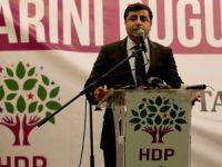 Yeni Bir 6-8 Ekim Provokasyonuna Çağıran Demirtaş'a Soruşturma