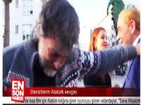 Ataları M. Kemal'in Benzerini Görenler Kendinden Geçti!