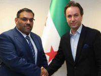Suriye Ulusal Koalisyonu'nda Görev Değişimi