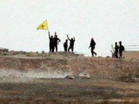 700 Km'lik Sınır Hattı PYD/YPG'nin Elinde