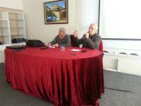 """Safranbolu'da """"Yeni Dünya Paylaşımı ve Türkiye"""" Paneli Gerçekleştirildi"""