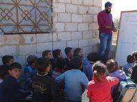 Suriyeli Çocuklar Eğitimlerine 'Umut'la Devam Ediyor