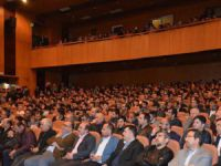 Kahramanmaraş'ta Şehadet ve Şahitlik Gecesi