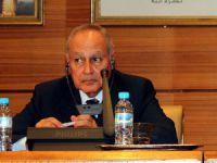 Arap Birliği'nin Yeni Genel Sekreteri Ahmed Ebu Gayt Oldu