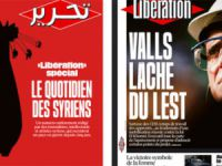 Liberation Dergisinin Özel Sayısını Suriyeli Gazeteciler Çıkardı