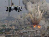 Emperyalist Rusya, Halep'i Vurdu: 10 Ölü, 15 Yaralı