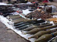 Cizre'de Büyük Miktarda Mühimmat Ele Geçirildi