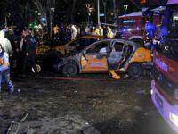 Saldırıdaki Araç 26 Şubat'ta Ankara'ya Getirilmiş