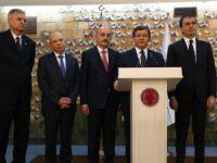 Başbakan Davutoğlu'ndan Ankara'daki Saldırıya Dair Açıklama