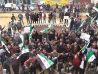 Devrimin 6. Yılında Suriye Halkı Yine Meydanlarda