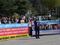 Amasya'da 6.Yılında Suriye Direnişi Selamlandı