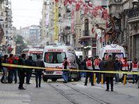İstiklal Caddesi'nde Patlama: 5 Kişi Hayatını Kaybetti