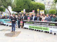 6. Yılına Giren Suriye Direnişi Adana'da Selamlandı