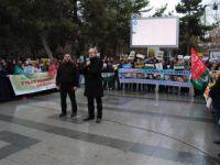 6. Yılına Giren Suriye Direnişi Çorum'da Selamlandı