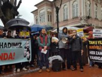 6. Yılında Suriye İntifadası Bartın'da Selamlandı!