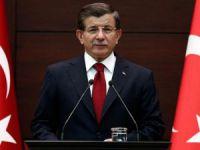 Ahmet Davutoğlu'ndan Taksim Saldırısıyla İlgili Açıklama