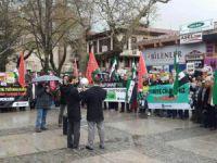 6. Yılına Giren Suriye Direnişi Bursa'da Selamlandı