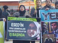6. Yılına Giren Suriye Direnişi Sivas'ta Selamlandı