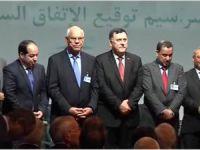 Libya'da Milli Mutabakat Hükümetinin Kurulması