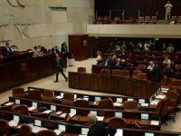 Siyonislerden Filistinlilere 'Sürgün' Yasası