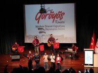 Grup Yürüyüş Isparta'da Ümmetin Diriliş ve Direnişini Selamladı