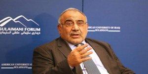 Irak'ta Başbakan Abdulmedi İstifasını Meclis'e Sundu