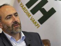 Suriye'ye 35 Tır İnsani Yardım Malzemesi Gönderildi