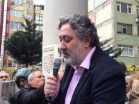 Cumhuriyet Yazarı Sabah Muhabirine Saldırdı