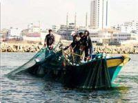 Gazzeli Balıkçılar İçin Avlanma Mesafesi 6 Milden 9 Mile Çıkarıldı