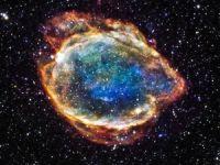 Patlayan Yıldızlar Dünya'da İz Bırakmış