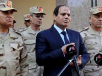 """""""Batı, Sisi'ye Desteğini Sorguluyor"""""""