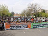 Diyarbakırlı Müslümanlar LGBTİ Sapkınlığına Geçit Vermedi!