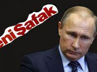 Bu Rusya Güzellemeleri Yeni Şafak'ın Sayfalarında Yazıldı!