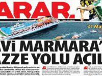 İsrail'le İlişkilerin Başlatılmasına Mavi Marmara Şekeri!