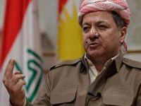 """Mesut Barzani'den Teknokratlar Hükümetine """"Kürtler İhmal Ediliyor"""" Eleştirisi"""
