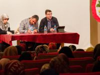 """Muş Özgür-Der'den """"Ümmetin Sorunları ve İslami Duruşumuz"""" Paneli"""