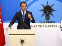 """AK Partisi Sözcüsü Ömer Çelik: """"Güç Değil, Sistem Peşindeyiz"""""""