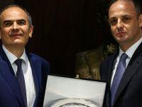 Başçı, Merkez Bankası Başkanlığını Çetinkaya'ya Devretti